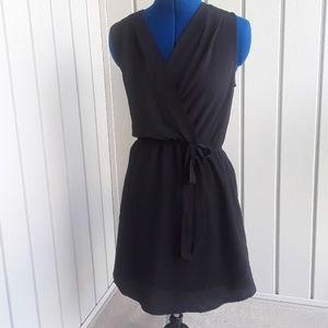 Monteau black dress